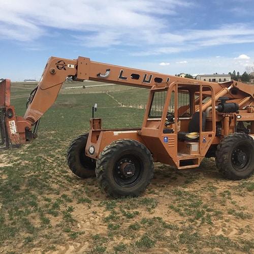 Lull 644B-37 Telehandler Forklift Rentals