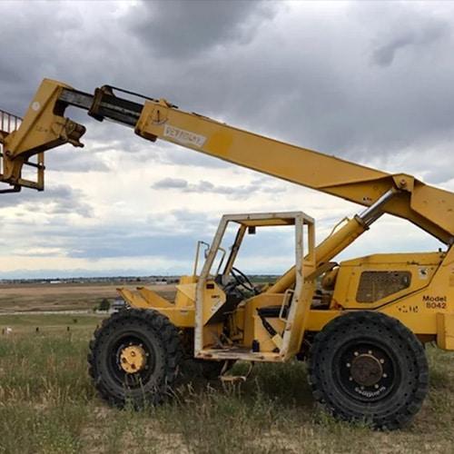 Pettibone 8042 Telehandler Forklift Rentals
