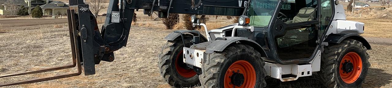 Telehandler Forklift Rentals