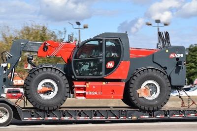Rocky Mountain Forks Denver Telehandler Forklift Rental
